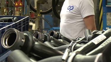 Leader mondial du réservoir à carburant, Plastic Omnium compte développer demain des réservoirs à hydrogène.