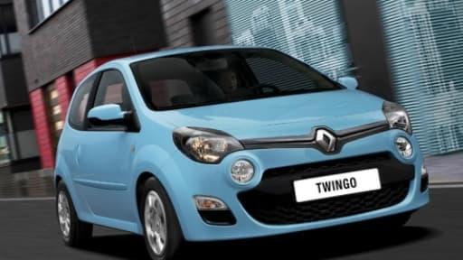 La Twingo 3 est produite en Slovénie