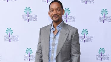 Will Smith le 3 janvier 2016 à Palm Springs