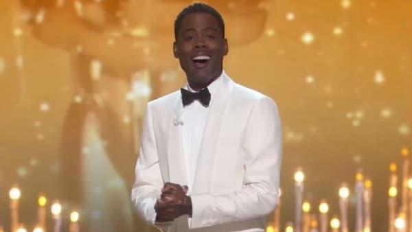 Chris Rock aux Oscars 2016
