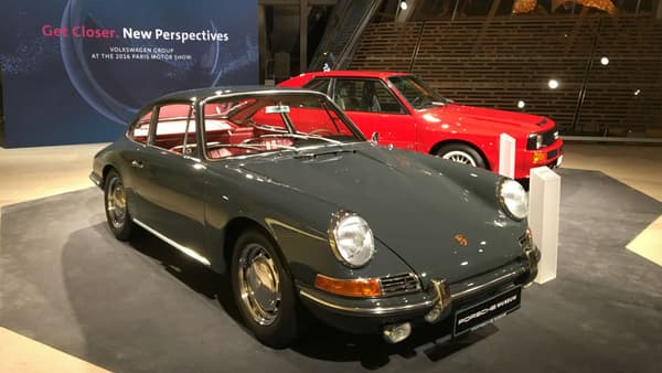 Lors de sa soirée groupe à la veille du Mondial, fin septembre, Volkswagen mettait en avant l'Audi Quattro et la Porsche 911, comme exemples de modèles iconiques.
