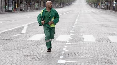 Eric Judor dans Seuls Two (2008)