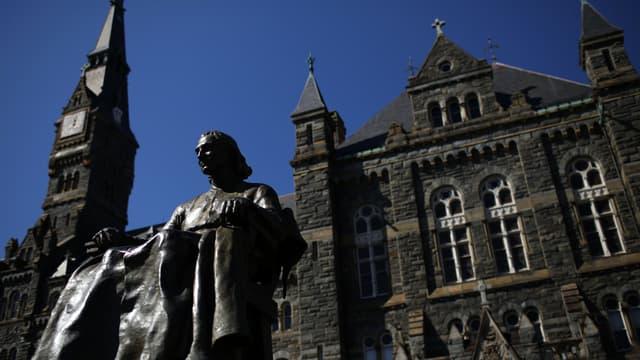Campus de l'université américaine de Georgetown