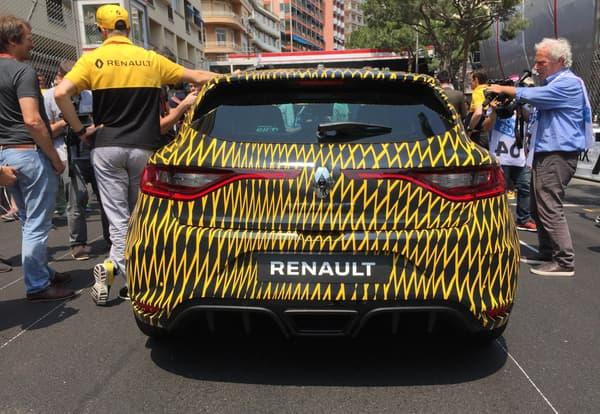 Renault dévoile enfin sa nouvelle Mégane RS
