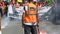 La grève à la SNCF pourrait reprendre mi-septembre (image d'illustration)