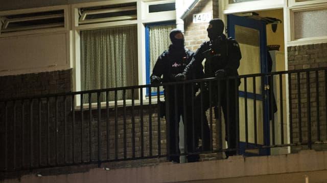 Le Français a été arrêté dans le quartier ouest de Rotterdam.