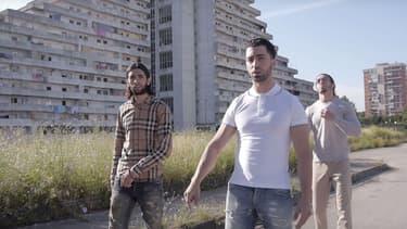 """Image extraite du clip de """"Le monde ou rien"""", de PNL."""