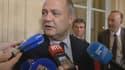 Bruno Le Roux a exprimé son émotion à l'Assemblée nationale mercredi.