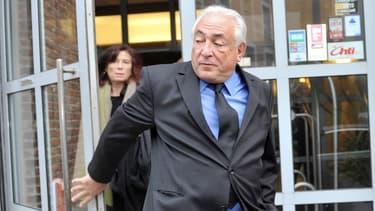Le fisc luxembourgeois réclame 75.000 euros à DSK.