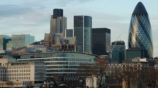 En 2011, plus de 2.000 banquiers ont gagné plus d'un million d'euros à la City de Londres