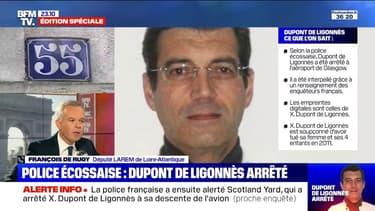"""Affaire Xavier Dupont de Ligonnès: """"La mémoire de cette affaire est très vive à Nantes"""" (François de Rugy)"""