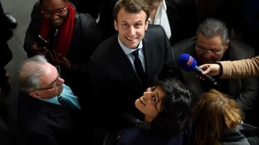 Emmanuel Macron veut aller plus loin que la loi El Khomri.