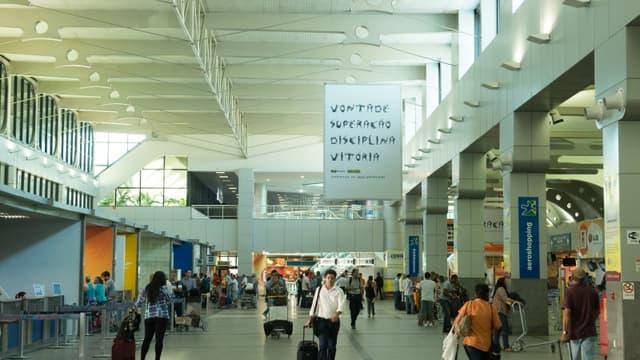 Aéroport de Salvador