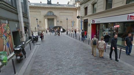 L'agression a eu lieu à proximité de la gare Saint-Lazare.