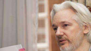 """Lors d'une interview pour la télévision néerlandaise, Julian Assange relance le débat sur l'identité de la fuite du """"DNC Leaks"""" (photo d'illustration)"""