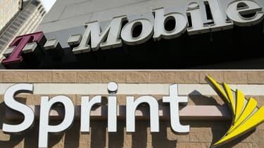 """""""La compagnie portera le nom de T-Mobile"""", assure le communiqué conjoint."""