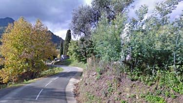 L'homme a été retrouvé sur une route qui longe San Nicolao, en Corse.