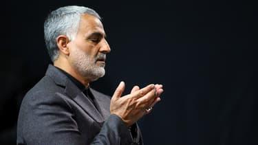 Photo de Qassem Soleimani prise en 2015 à Téhéran, en Iran