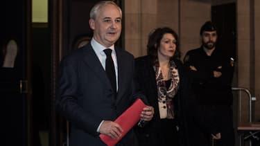François Pérol, dirigeant de BPCE.