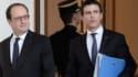 Manuel Valls et François Hollande se sont retrouvés plusieurs fois ce week-end pour évoquer les évolutions de la loi El Khomri.