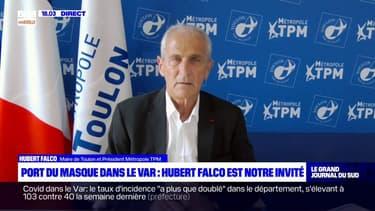 """L'obligation du port du masque, une mesure indispensable pour éviter """"la catastrophe sanitaire"""", estime le maire de Toulon"""