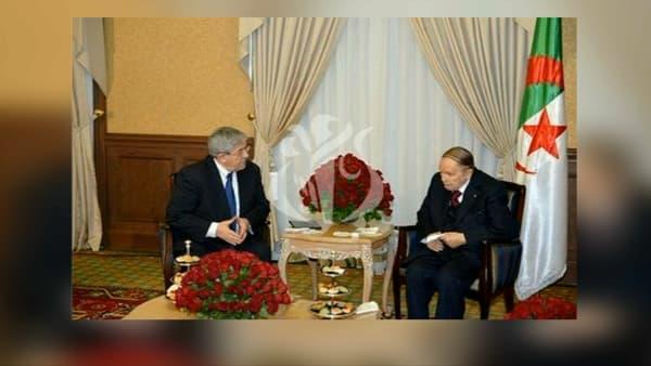 Abdelaziz Bouteflika ce lundi.