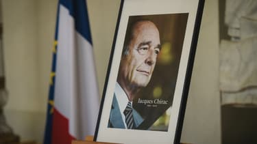 Jacques Chirac - Image d'illustration