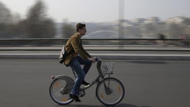 Les trajets à vélo représentent seulement 3% des trajets français