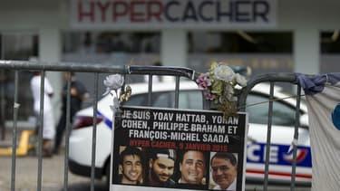 Quatre personnes avaient été tuées le 9 janvier 2015 lors de la prise d'otages porte de Vincennes.