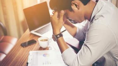 La plupart des salariés attribuent le stress ressenti à la charge de travail qu'ils doivent supporter