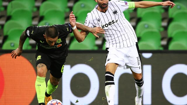 Krasnodar - PAOK 0-0