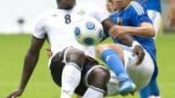 A l'image de leur capitaine, blessé, les Black Stars abordent la CAN avec beaucoup d'incertitudes.