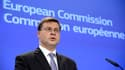 Le commissaire européen chargé de l'euro, Valdis Dombrovskis est attendu lundi à Athènes.