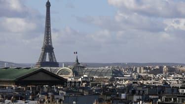 Ce n'est pas donné d'être touriste à Paris