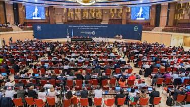 Accord à Kigali sur l'élimination des HFC