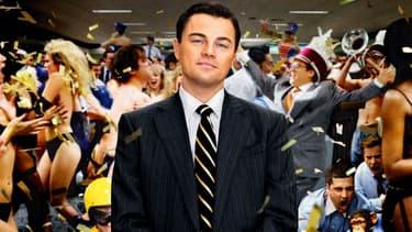 """Affiche du film """"Le Loup de Wall Street"""""""