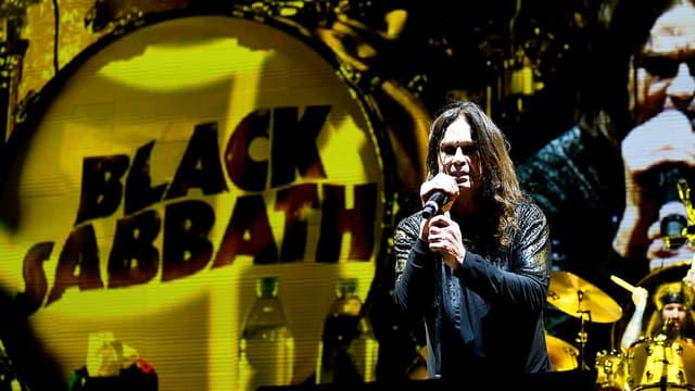 Ozzy Osbourne du groupe Black Sabbath le 24 septembre 2016 à Los Angeles