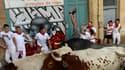 Depuis 1911, 15 personnes ont perdu la vie pendant l'encierro, ces fameuses courses où les participants accompagnent sur plus de 800 mètres les taureaux vers les arènes à Pampelune