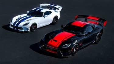 Les commandes rouvriront dans les prochaines semaines pour acquérir les derniers exemplaires de la Dodge Viper.