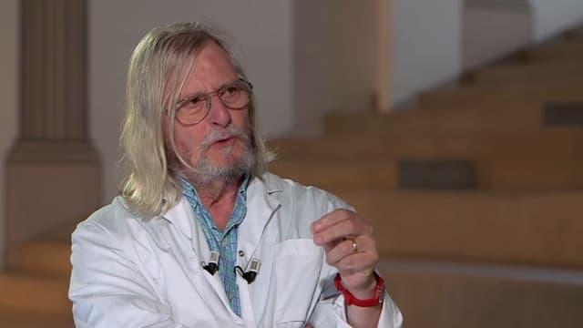 Didier Raoult sur BFMTV.