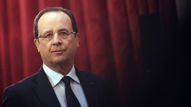 16% des Français approuvent l'action du président.