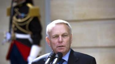 Jean-Marc Ayrault a assuré que le discours de l'UMP ne correspond pas à la réalité.