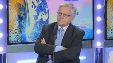 Jean-Claude Trichet était l'invité de BFM Business, ce mercredi 8 juillet