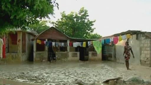 51 personnes sont mortes après le passage du cyclone Sandy en Haïti.