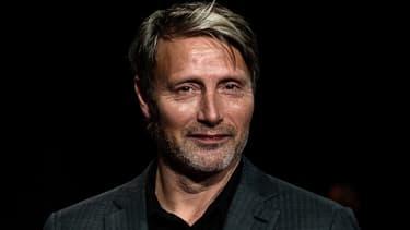 L'acteur danois Mads Mikkelsen, au Festival Lumière de Lyon, le 10 octobre 2020.