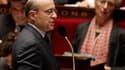 Le ministre des Affaires étrangères Alain Juppé, qui a pris ses fonctions ce mardi, a déclaré qu'il n'y aurait pas d'intervention militaire en Libye sans le feu vert du Conseil de sécurité des Nations unies. /Photo prise le 1er mars 2011/REUTERS/Jacky Nae