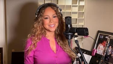 Mariah Carey, confinée