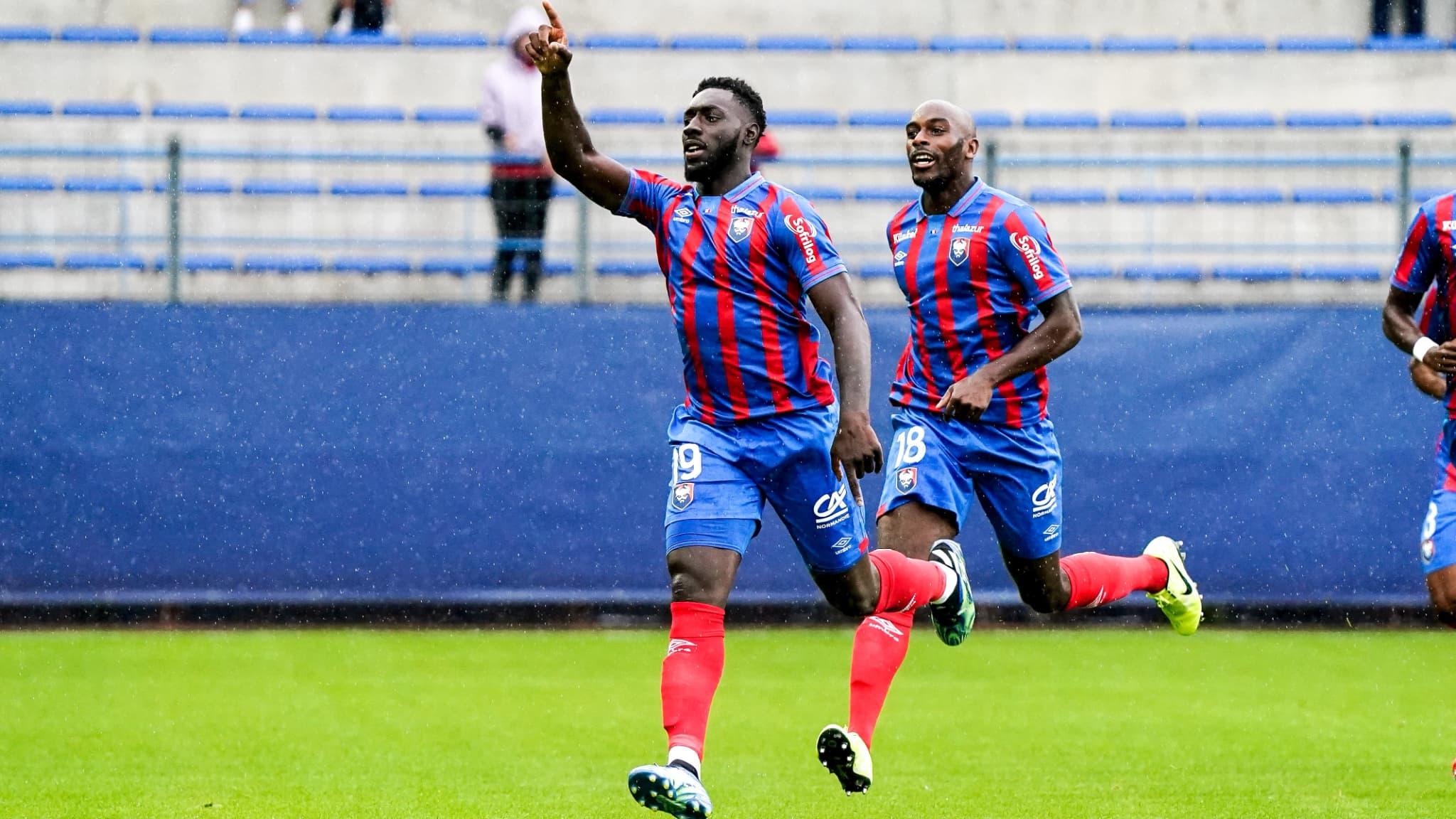 Ligue 2: Mendy cartonne déjà avec Caen, Adli prend rouge avant un probable départ de Toulouse - RMC Sport