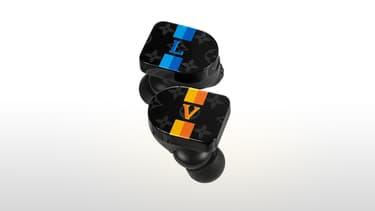 Les écouteurs Horizon, signés Louis Vuitton