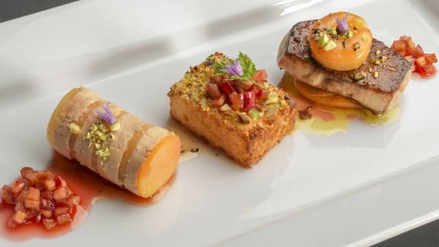 Le foie gras, un classique de Noël.